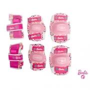 Kit de proteção da Barbie M Bicicleta, Patins e Skate - Start