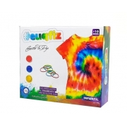 Kit Eu que fiz camiseta tie dye Infantil GG - I9 Arts and Crafts