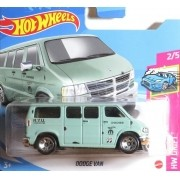 Kit Hot Wheels HW Dodge Van, 2016 Ford Gt, Heavy Hitcher - Mattel