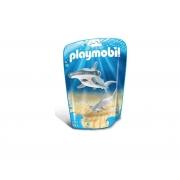 Kit Playmobil Animais Do Mundo 06 Pacotes 23 Peças - Sunny