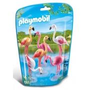 Kit Playmobil Animais do Mundo 12 Peças - Sunny