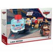 Lava Rapido Carros Disney Pixar - Toyng
