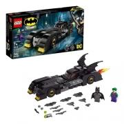 Lego Batman Batmóvel Perseguição do Coringa Dc - 76119