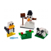 Lego Classic Blocos Brancos Criativos 11012 60 Peças