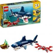 Lego Creator 3 em 1 Criaturas do Fundo do Mar - 31088