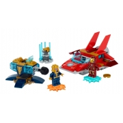 Lego Marvel Vingadores Homem de Ferro vs Thanos 76170 103 Peças