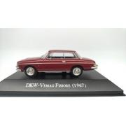 Miniatura DKW-Vemag Fissore (1967) Carros Inesquecíveis 1:43