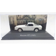 Miniatura Malzoni GT (1965) Carros Inesquecíveis 1:43
