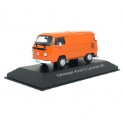 Miniatura Volkswagen Kombi (1976) Carros Inesquecíveis 1:43