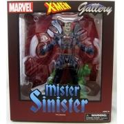 Estátua Sr. Sinistro Marvel X-Men PVC Gallery Diorama Diamond Select Toys