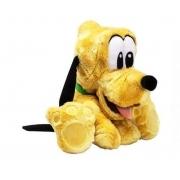 Pelúcia 30cm Pluto - Produto Oficial Disney