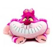 Pelúcia 35cm Alice no País das Maravilhas Gato Listrado - Produto Oficial Disney