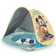 Piscina de Praia Infantil com Cobertura Uv Mickey -  Zippy