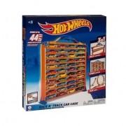 Pista e Porta 44 Carrinhos Hot Wheels 3 em 1 - Mattel