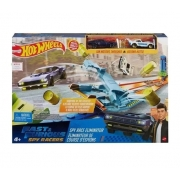 Pista Hot Wheels Fast e Furious Spy Racers - Mattel