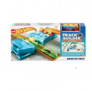 Pista Hot Wheels Track Builder Unlimited Boost - Mattel