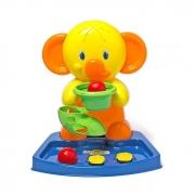 Play Time Basquete Elefantinho Colorido Cotiplás 2126
