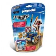 Playmobil Soft Bags Pirata com Canhão 6164 - Sunny