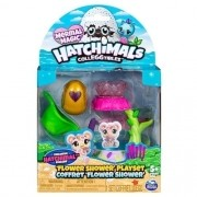 Playset Cenário Chuveiro de Flores Hatchimals Colleggtibles 2016 - Sunny