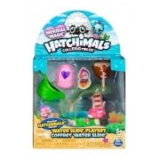 Playset Cenário Toboágua Hatchimals Colleggtibles 2017 - Sunny