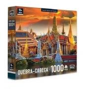 Quebra-Cabeça Grande Palácio de Bangkok 1000 Peças - Game Office