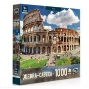 Quebra-Cabeça Roma 1000 Peças - Game Office