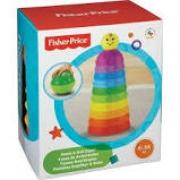 Torre de Potinhos Colorido Numerais -  Fisher-Price