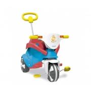 Triciclo Tico-tico Happy+ Azul 0724.4 - Xalingo