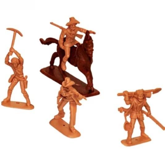 Acampamento Apache Cowboys - Gulliver
