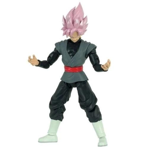 Action Figure Dragon Ball super Rosé Goku Black Series - Bandai