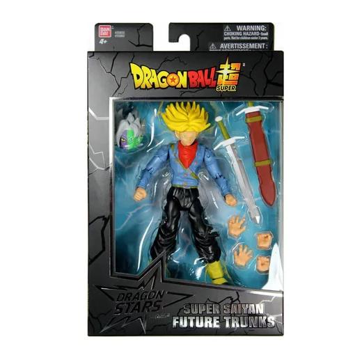 Action Figure Dragon Ball super SS Trunks Dragon Stars Series - Bandai