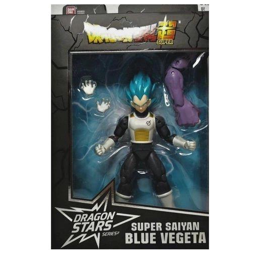 Action Figure Dragon Ball super SSB Vegeta Dragon Stars Series - Bandai