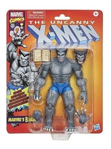 Action Figures Marvel Legends X-Men Besta - Hasbro