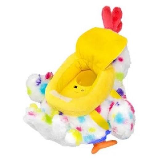 Adotados Galinha Roxanne - Fun Brinquedos