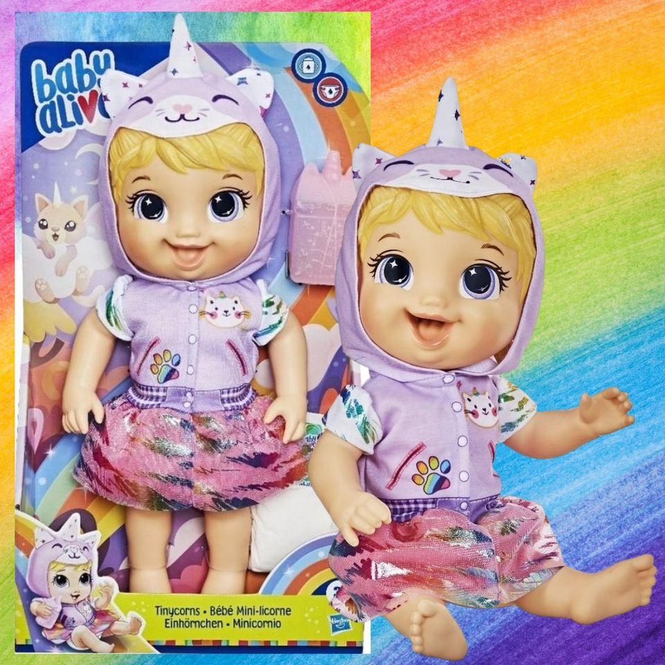 Baby Alive Minicornio Loira - Hasbro