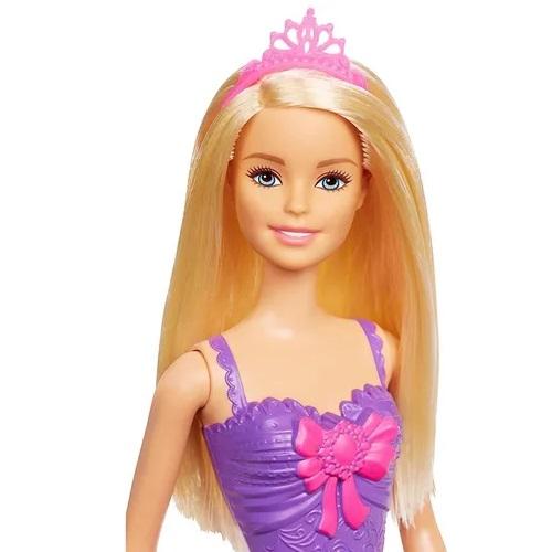 Boneca Barbie Princesa GGJ94 - Mattel