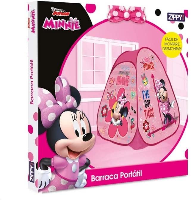 Barraca Portátil Disney Minnie - Zippy