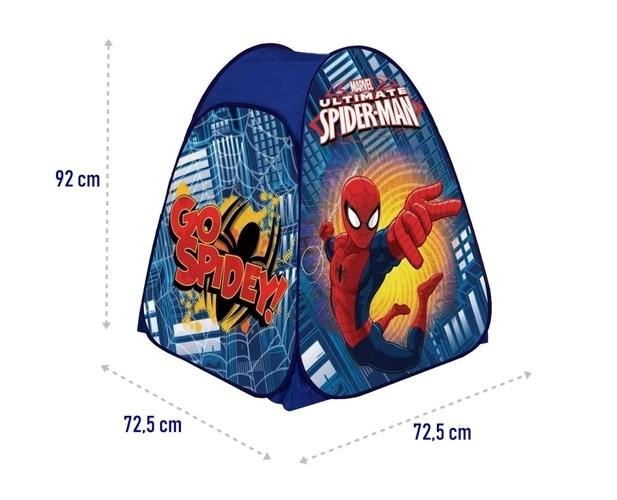 Barraca Portátil Homem Aranha Ultimate Spider Man - Zippy