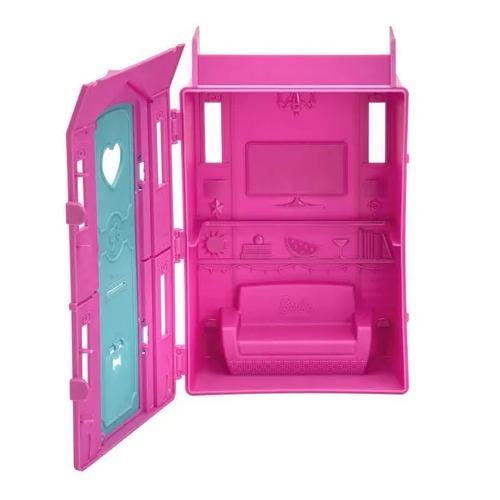 Boneca Barbie Malibu Surf Studio - Fun