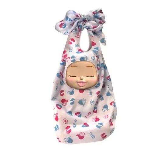 Boneca Bebê Surpresa - Estrela