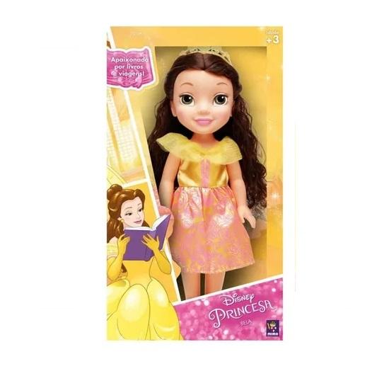 Boneca Disney Princesa Bela - Mimo Brinquedos