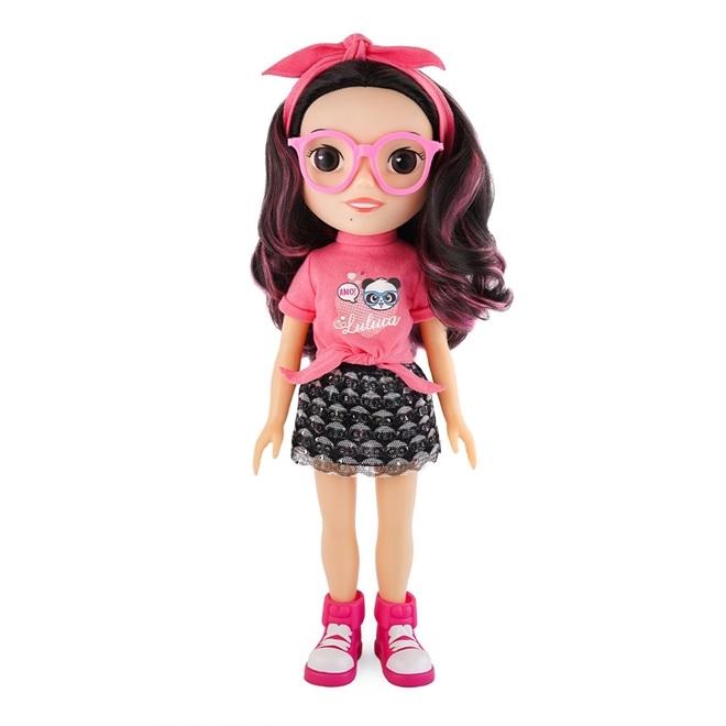 Boneca Luluca Com Som Estrela 1001005700037