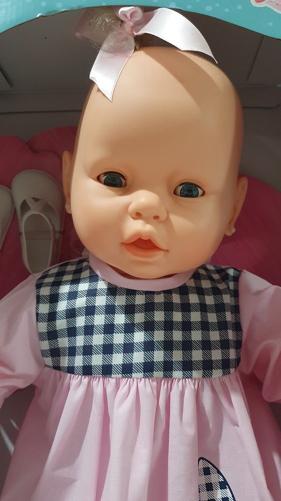 Boneca Meu Bebê Estrela Coleção Bebezinhos 1001003000057