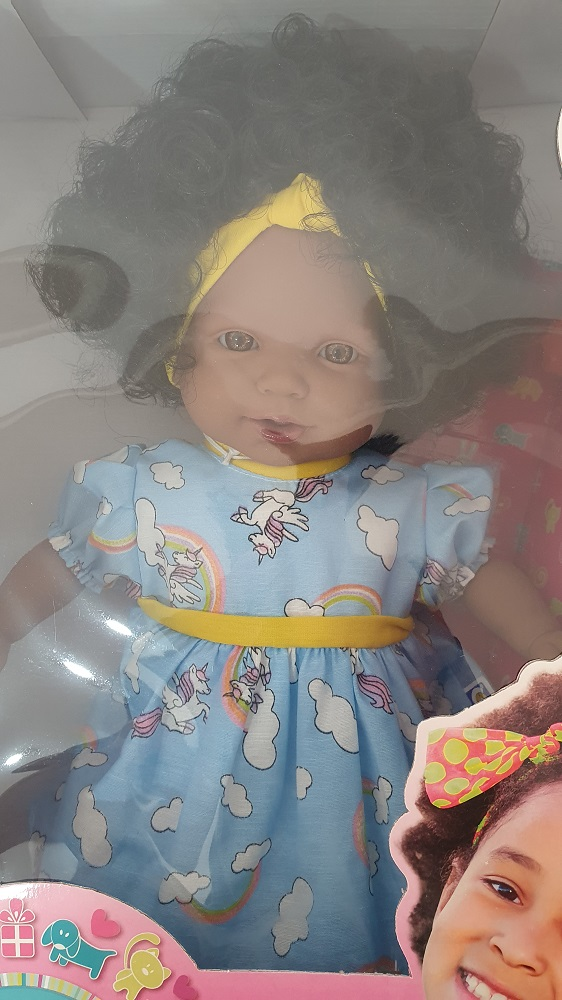 Boneca Tayla Cotiplás 2281