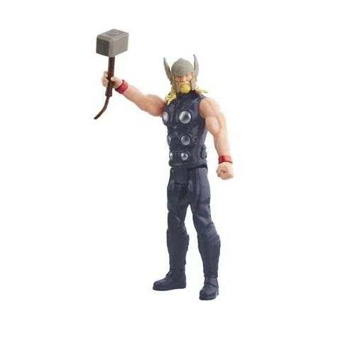 Boneco Articulado 30 cm Vingadores Thor - Hasbro