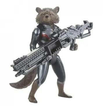 Boneco Articulado 30 cm Vingadores Ultimato Rocket Raccoon - Hasbro