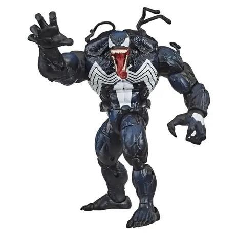Boneco Colecionável Articulado Venom Marvel Legends Series - Hasbro