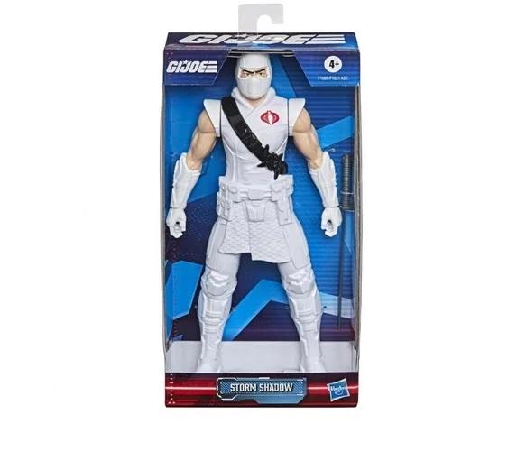 Boneco Comandos em Ação G.I. JOE Storm Shadow 25 cm - Hasbro