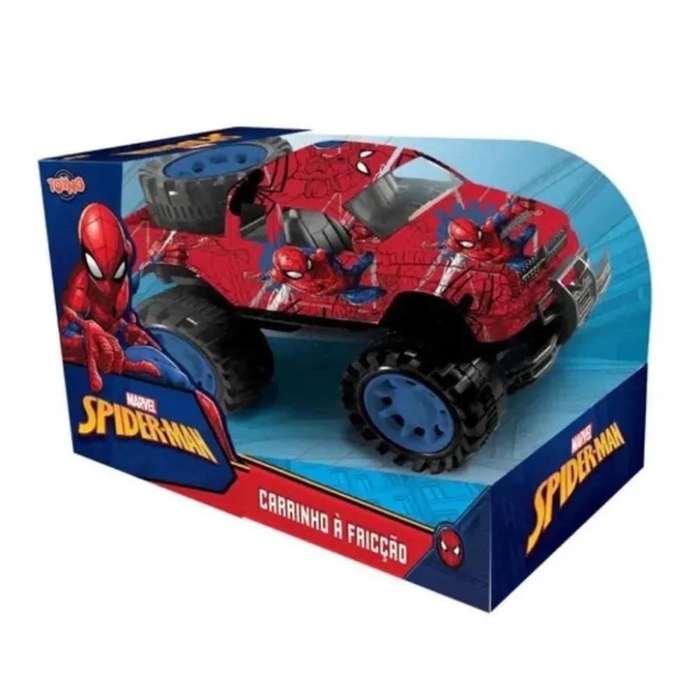 Carrinho à Fricção Caminhonete Homem-Aranha - Toyng