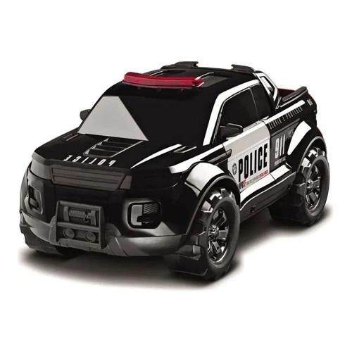 Carrinho Pick-Up Force Policia - Roma Brinquedos